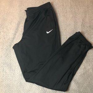 Nike dri-fit track pants